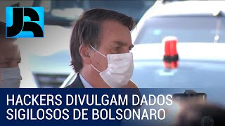 PF vai investigar vazamento de dados sigilosos do presidente Bolsonaro