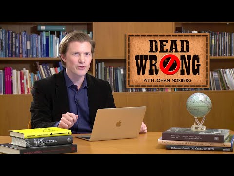 Dead Wrong® with Johan Norberg – Did Tariffs Industrialize the U.S.?