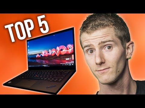 The Hottest Laptops Coming in 2018