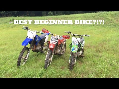 What is the Best Beginner Dirt Bike? (New Rider Series EP: 1)