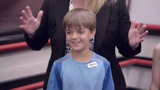 Hannah's Little Brother AUDITIONS For The Team! | Dance Moms | Season 8, Episode 13 | Preview