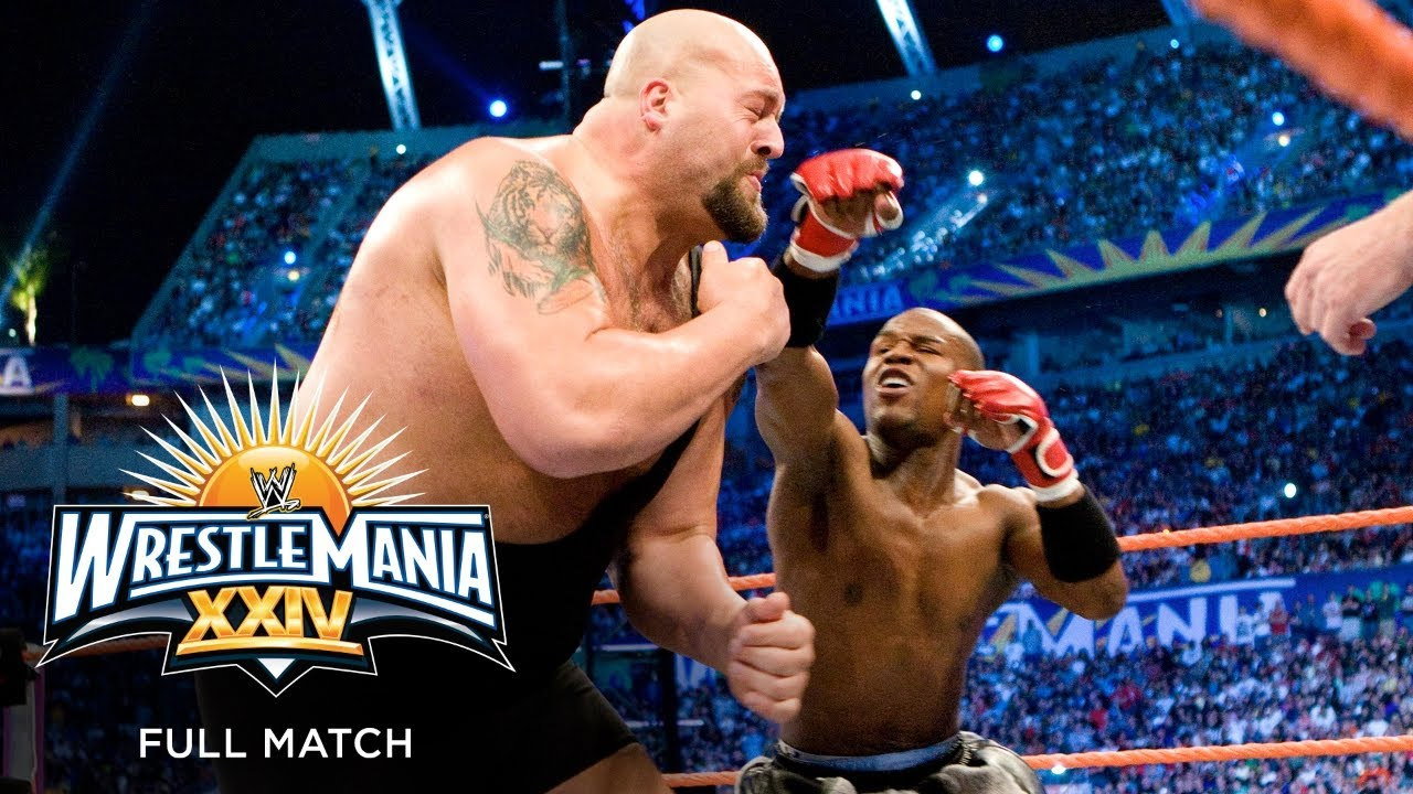 FULL MATCH - Floyd Mayweather vs. Big Show – No Disqualification Match: WrestleMania XXIV
