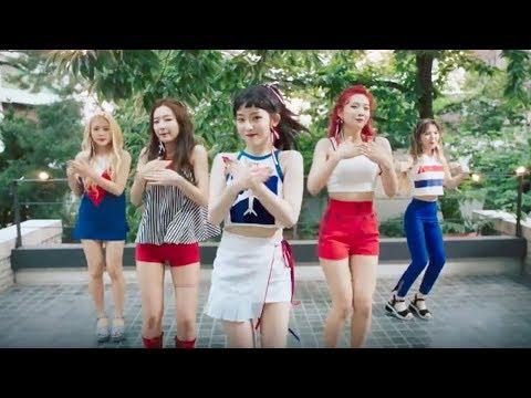 Red Velvet - Red Flavor (Easy Lyrics)