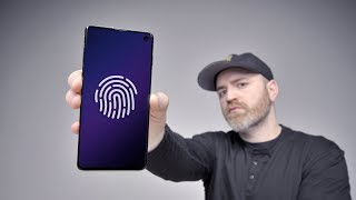 Samsung Galaxy S10 Fingerprint Trick