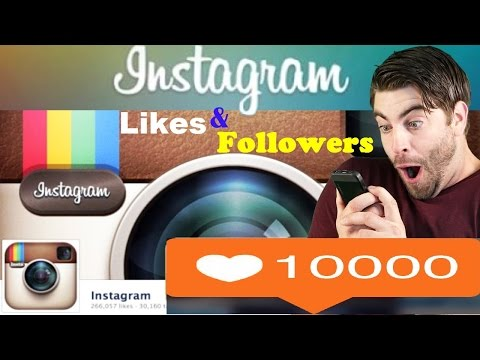 How to Get 100% Real Unlimited Instagram Followers & Likes Without Following Others