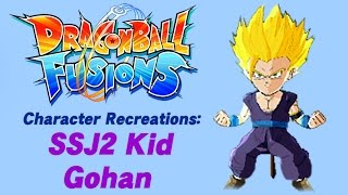 dragon ball fusions character guide