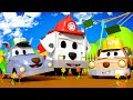 Tom The Tow Truck S Paint Shop The Paw Patrol Jeremy And Matt As Rubble And Rocky