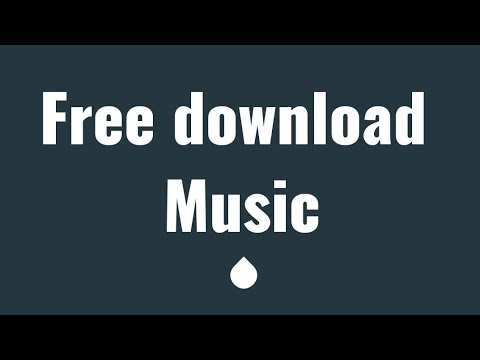 How to Download music or play music online for free