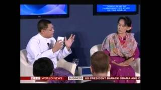 BBC World Debate  Burma )