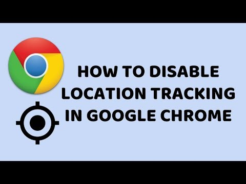 How to Disable Location Tracking in Google Chrome   Turn Off Location Tracking in Chrome - Hindi