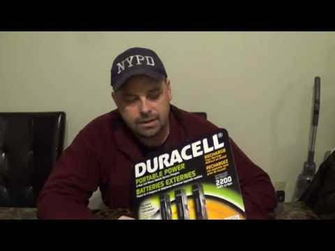 Duracell Portable Power 3 Pack DU4801