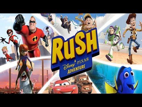 Rush A Disney Pixar Adventure - Incredibles World Episode 1 - Jungle Rumble (XBox One X Gameplay)