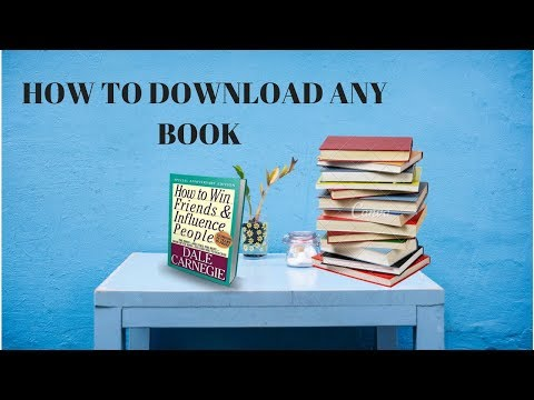 How to download any book free of cost!!!