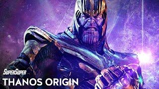 THANOS Origin Story   Explained in HINDI   Supervillain Origin