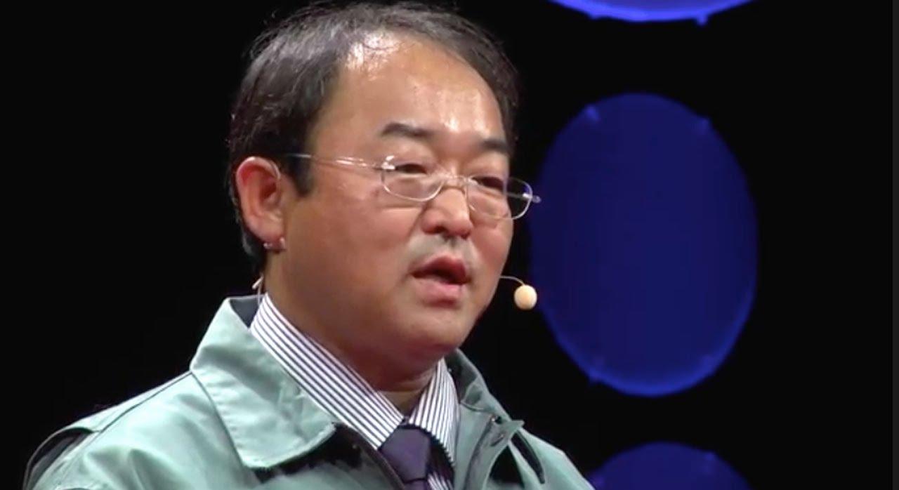 Hope invites | Tsutomu Uematsu | TEDxSapporo