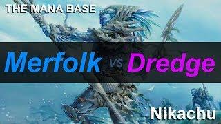 Merfolk vs Dredge Ep 113 Pt 3 Modern MTG Gameplay November