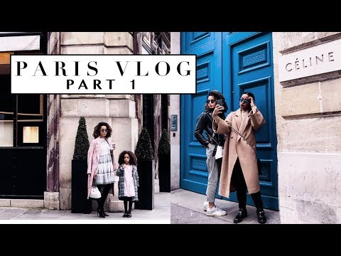 Paris Vlog Part 1: Easter & Shopping