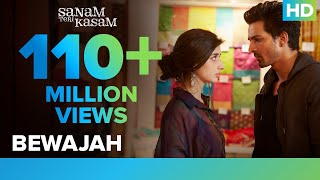 Bewajah Full Video Song | Sanam Teri Kasam