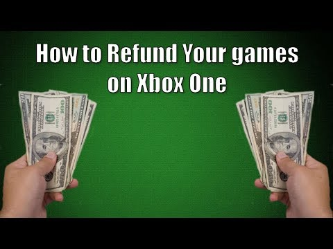 How to Refund a Game Xbox Tutorial
