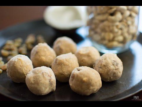 Godhi Unde | Wheat Flour Ladoo | Festival recipes