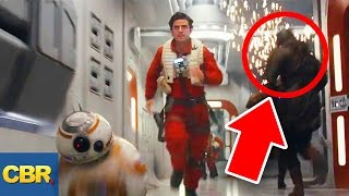 10 Star Wars 8 LAST JEDI Cameos You Would Love To See!