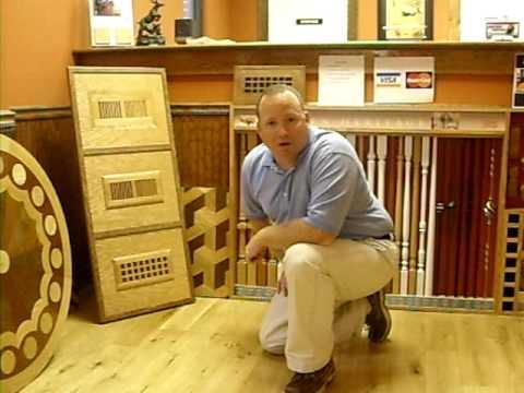 Palmetto Hardwood Intro Video on Hardwood flooring