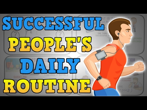 Daily Routine of Successful People in Hindi | The Compound Effect | Motivational Video in Hindi