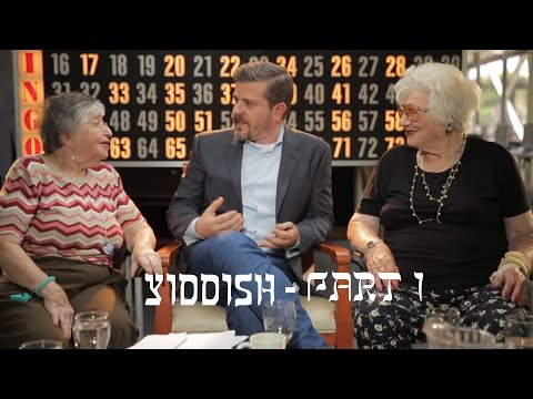 YIDDISH Part One