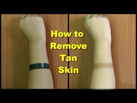 How to Remove Tan Skin | How to Remove Tan Skin from Body Instantly