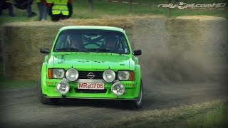 Best of RWD rallying | Action, Drifts and Sound [HD]