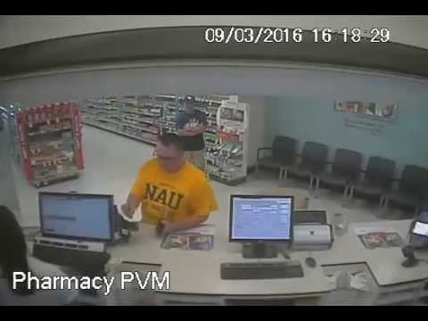Do you know this suspect that is using a stolen credit card?