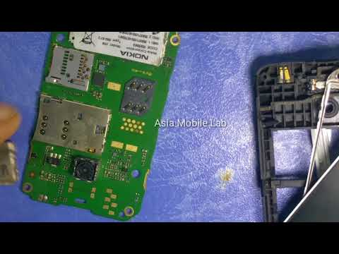 nokia 206 charging sloution