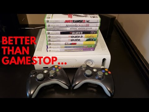 Trading In My XBOX 360 COLLECTION... How Much Will Best Buy Pay Me??