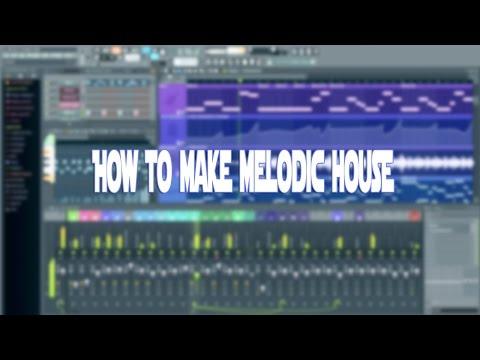 [FL Studio] Melodic House Tutorial [Justin Apple Avicii Tobu Steerner itro Style]