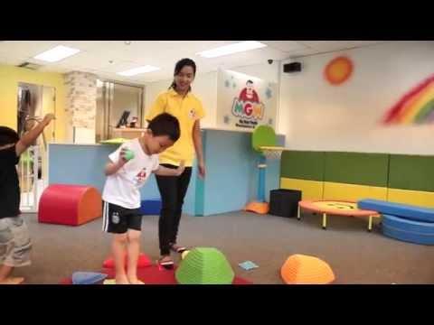 Sensory Integration - My Gym World Development Centre