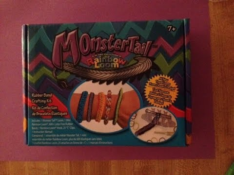 Monster Tail Kit Review and Unboxing