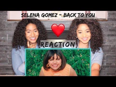 Selena Gomez - Back To You | REACTION