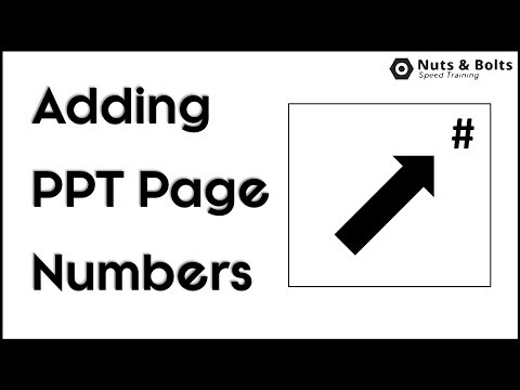 Get Your PowerPoint Slide Numbers To Show Up Correctly (Finally!)