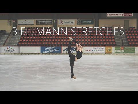 Stretches For Biellmann ❤ Improve Back Flexibility Easy & Fast
