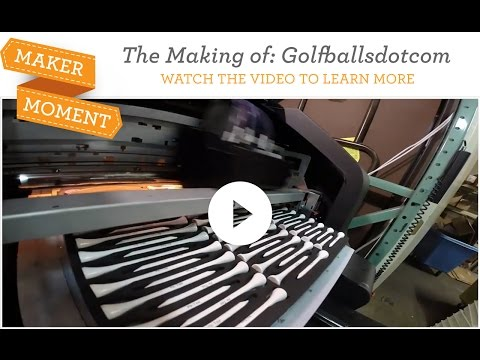Maker Moment: Golfballs.com