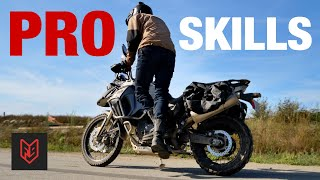 5 Easy Motorcycle Tricks to Learn Pro Skills
