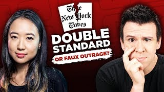 The NYT Sarah Jeong Scandal & Double Standard Controversy, Zimbabwe Chaos, & More