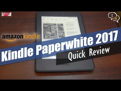 Amazon Kindle Paperwhite | Kindle Paperwhite Review India