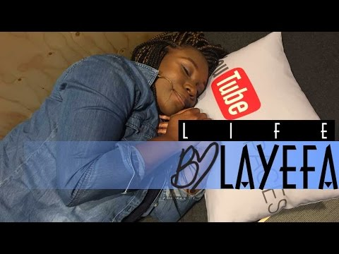 MY WEEK AT THE YOUTUBE SPACE | Life by Layefa