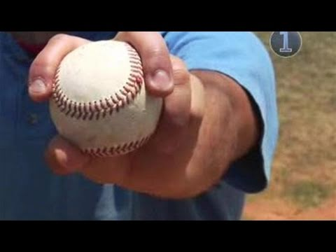 How To Pitch A Split-Fingered Fastball In Baseball