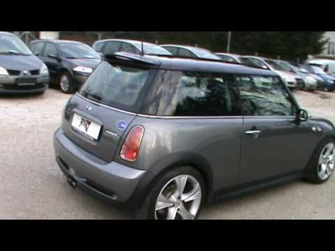 2003 Mini - COOPER S JOHN WORKS Full Review,Start Up, Engine, and In Depth Tour