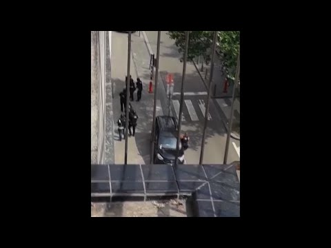 Video Shows Final Moments of Belgium Attack