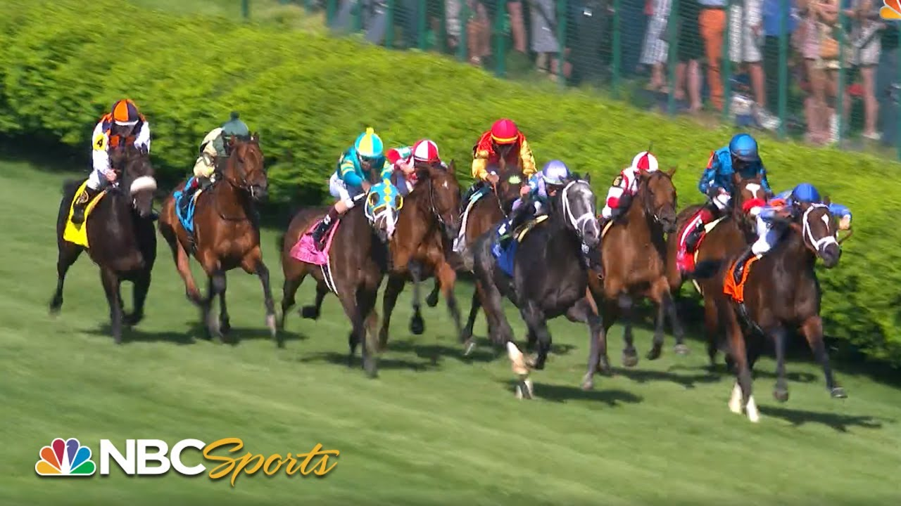 Old Forester Turf Classic 2021 (FULL RACE) | NBC Sports