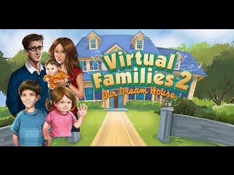 Virtual Families 2 l I kill my own little people!?!