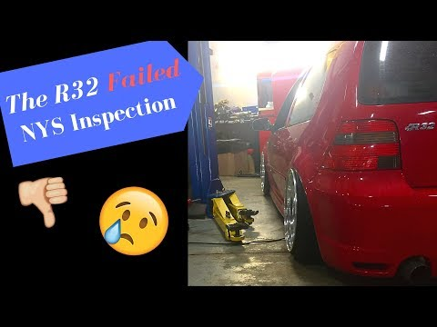 Failed NY state Inspection time to remove my tints
